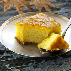 Gâteau de semoule simplissime