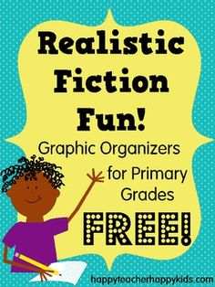 Realistic Fiction Graphic Organizers FREE!