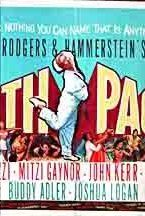 With Rossano Brazzi, Mitzi Gaynor, John Kerr, Ray Walston. On a South Pacific island during World War II, love blooms between a young nurse and a secretive Frenchman who's being courted for a dangerous military mission. France Nuyen, John Kerr, Mitzi Gaynor, Musical Film, Classic Movie Posters, Music Library, Music Lessons, South Pacific, Picture Show