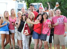 Group Kegs and Corks 2013 Wine Festival, Corks, Event Planning, Festivals, Lily Pulitzer, Beer, Events, Group, Inspired