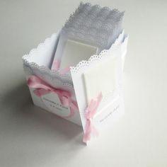 Hand-Crafted by Gabi M.: {WEDDINGS} Na přání růžový set Vintage Lace s úpravou Vintage Lace, Cardmaking, Crocheting, Challenges, Scrapbook, Weddings, Sewing, Diy, Paper Mill