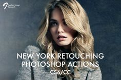 New York Retoucher Photoshop Actions CreativeWork247 - Fonts, Graphics, Themes, Templates