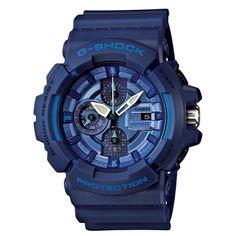 Kerstcadeau tips mannen: Casio G-Shock GAC-100AC-2AER schokbestendig horloge! | Gave horloges | Gratis verzending