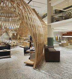 Boutique Hermès / RDAI | AA13 – blog – Inspiration – Design – Architecture –…