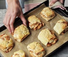 Apple Pie Biscuits from Joy the Baker