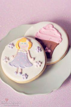 Sweet Dolly Cookies