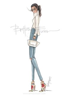 What to Wear. this fall (Brittany Fuson) Fashion Art, Autumn Fashion, Ballet Fashion, Fashion Sketches, Fashion Illustrations, Become A Fashion Designer, Velvet Tees, Fall Is Coming, Fall Booties