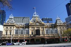 Princess Theatre, Melbourne, Victoria. Opened in 1857 and still operating, it's reportedly haunted by a baritone, Frederick Baker who performed under the name, Frederick Federici and who died in 1888 during an entrance on stage.
