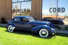 Auburn Cord Duesenberg Auction | Classic Cars Added to Auburn Cord Duesenberg New Museum Fundraiser.