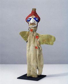 Puppet theater  - Paul Klee    Artist: Paul Klee
