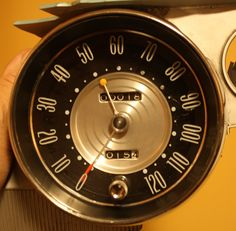 """A NEW OLD STOCK BUICK SPEEDO 