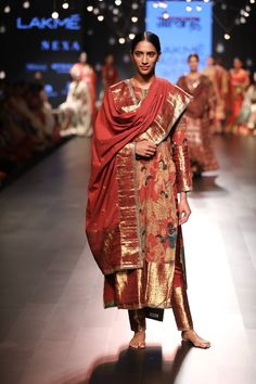 Elegance, Tradition, And Fashion - Gaurang Shah's Latest Collection Has It All - Tikli Anarkali, Lehenga Choli, Churidar, Sarees, Sabyasachi, Shalwar Kameez, Indian Look, Indian Ethnic Wear, Indian Wedding Outfits