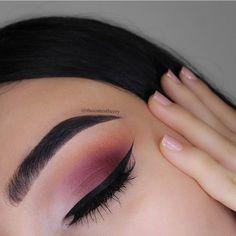Image about girl in Make up by Viktorija on We Heart It Makeup Goals, Makeup Inspo, Makeup Art, Makeup Inspiration, Makeup Tips, Beauty Makeup, Makeup Style, Makeup Tutorials, Nail Inspo