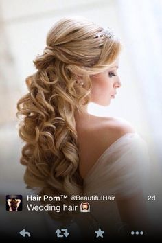 Prom hair @Emily Schoenfeld Kleman
