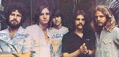 Don Henley, Joe Walsh, Randy Meisner, Glenn Frey, Don Felder