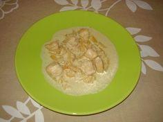 Pollo con salsa de manzana y cebolla para #Mycook http://www.mycook.es/receta/pollo-con-salsa-de-manzana-y-cebolla/
