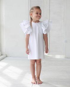 """Mi piace"": 506, commenti: 10 - miko | concept kids wear (@miko_kids) su Instagram: ""С другими эмоциями наши платья носить нельзя !!! • Состав: 100% поплин. • Размеры :…"""