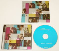 NORDSTROM FALL 2007 FASHION LOUNGE AUDIO MUSIC CD COMPACT DISC EXCLUSIVE EDITION