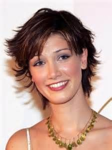 2013 best short shag hairstyles short shag hairstyle is well