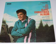 elvis christmas album - Google Search