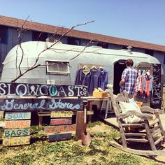 Slow Coast General Store next door to Swanton Berry Farm. #californialove #slowcoast #norcal