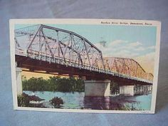 Neches River Bridge Beaumont TX