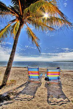Life is a Beach, Key Biscayne, Florida