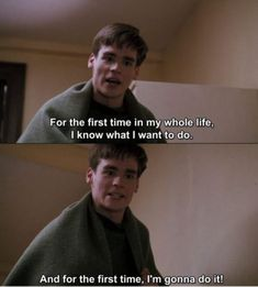 Robert Sean Leonard in The Dead Poets Society 1989 Best Movie Quotes, Film Quotes, Cinema Quotes, Movies And Series, Movies And Tv Shows, Dead Poets Society Quotes, Robert Sean Leonard, Citations Film, Captain My Captain