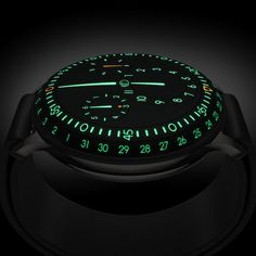 Ressence Type 3 #watch #ressence