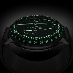 Ressence Type 3 #watch #ressence