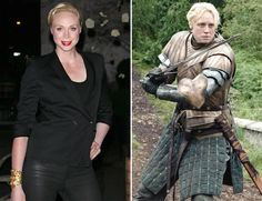 Game of Thrones' Gwendoline Christie Does Things Her Own Way | by Scott Neumyer