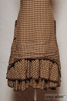 Front view of Everett Frock by Ivey Abitz