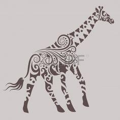 Good Giraffe Ornament