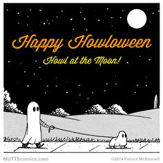 Happy #Halloween! #MUTTScomics