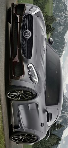 2016 MERCEDES-AMG GT S MANSORY by Levon
