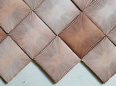 Akashic Tiles | Textured Tiles Warm Colors, Colours, Vintage Tile, Tiles Texture, Welcome To The Jungle, Handmade Tiles, Crystal Palace, Textures Patterns, Terracotta