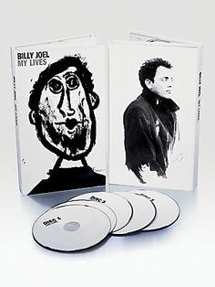 Sony Music Billy Joel: My Lives Box Set #Saks #givesaks