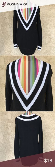 """Cotton On Knit Wear Top V-neck knit top, very soft and comfy. Excellent condition. 60% acrylic 40% viscose  Length: 31"""" Pit to pit: 17"""" Cotton On Tops Blouses"""