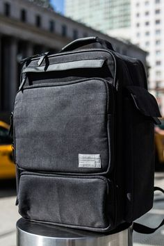 """Are you DJ, photographer, videographer, frequent traveler or just all around solid dude who exemplifies good style? Well then, if you answered """"yes"""" to any of the above then you have to check out this sweet review the folk at @Selectism did on our Gear Bag!"""