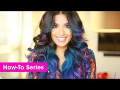 Garnier Color Styler Intense Wash Out Hair In Blue Burst Review