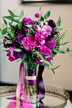 An Elegant Jewel Toned Washington DC Wedding