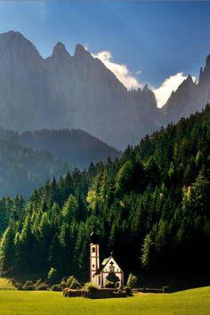 Selva di Val Gardena, Bolzano, Trentino Alto Adige