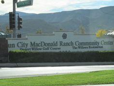 Sun City Anthem Henderson, NV near Las Vegas  Nevada.