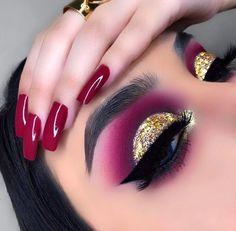makeup style makeup style eye makeup makeup for beginners makeup kit price makeup aesthetic makeup 5 minute crafts makeup dp pic Eye Makeup Designs, Eye Makeup Art, Eyeshadow Makeup, Makeup Kit, Disney Eye Makeup, Makeup Drawing, Eyeshadows, Crazy Makeup, Cute Makeup