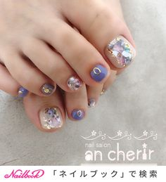 Beautiful Purple White Opal Marble Toe Nail Designs Autumn Winter – My CMS Feet Nail Design, Toe Nail Designs, Fall Nail Designs, Cute Toe Nails, Toe Nail Art, American Nails, Gold Nail Polish, Bride Nails, Wedding Nails