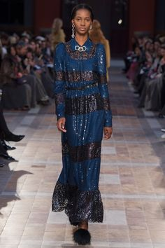 Sonia Rykiel Fall 2016 Ready-to-Wear Fashion Show - Tami Williams (Elite)