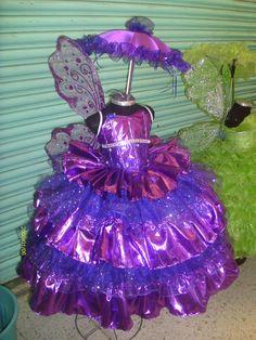 Beautiful fairy dress for Halloween!