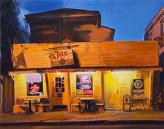 Custom Painting  Memorable Place Bar Pub Restaurants