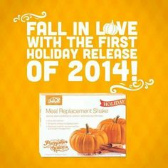 Limited time only and they're going quick! Get yours at www.itsthatstuff.com #AdvoCare #ItsThatStuff #PumpkinSpice