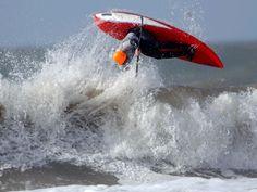 Waveskiing